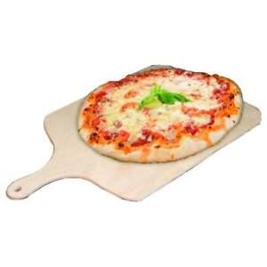 Pala per Pizza da Forno Fornetto Tagliere Legno Multistrato con Manico 40x29cm