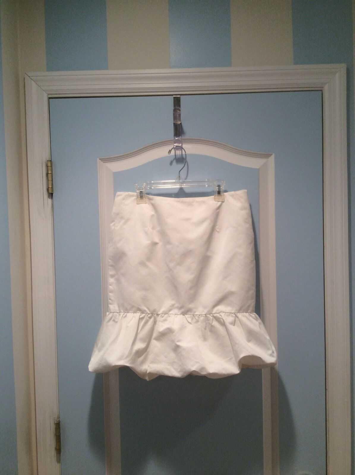 Club Monaco White Skirt Size 2