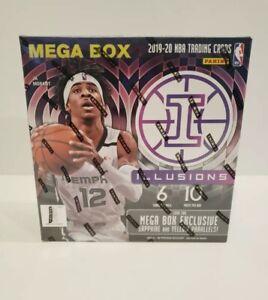 2019-20-Panini-Illusions-Basketball-NBA-MEGA-Box-NEW-SEALED