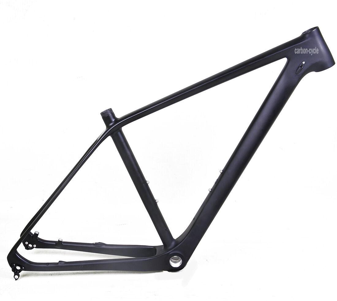 19  Bicicleta de montaña de Cochebono BSA 29er Marco Bicicleta Bici de montaña Mate unidireccional Eje Pasante 12mm