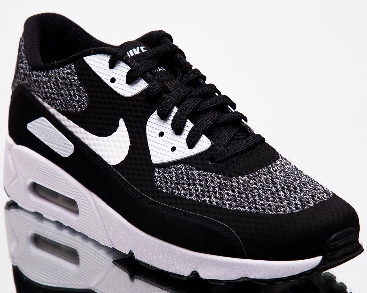 Nike Air Max 90 90 90 Ultra 2.0 Essential Uomo New nero Lifestyle scarpe da ginnastica 875695-019 8361c0