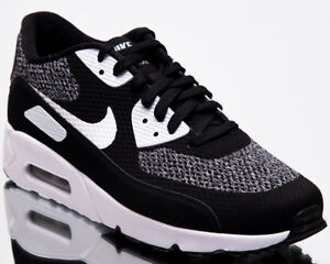 Nike Air Max 90 Ultra 2.0 Essential Men New Black Lifestyle
