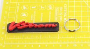 Suzuki-V-Strom-VStrom-plastic-keyring-Keychain-Porte-Cles-keyholder-motorcycle