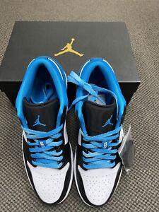 Nike-Air-Jordan-1-Low-SE-Laser-Blue-US-11-5-Men-Shoes-AJ1-Sneaker-CK3022-004
