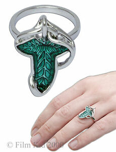 Elven-Leaf-Brooch-RING-of-Power-Hobbit-LOTR-Lord-Of-The-Rings-Legolas-Aragon