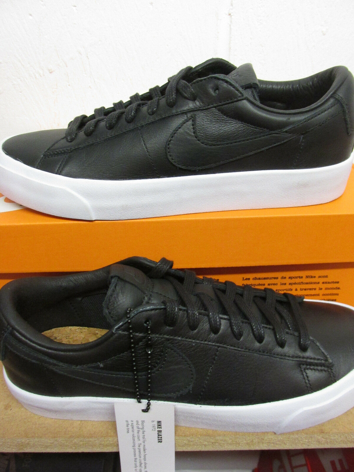Nike Blazer Studio Qs Baskets Hommes 850478 002 Baskets