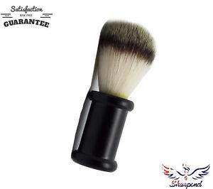 Luxury-Black-Badger-Hair-Men-Shaving-Brush-Wet-Shave-Removal-Black-Handle