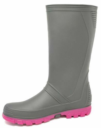 Older Girls Wellies Teens Kids Childrens Wellington Rain Snow Boots Size 1-5