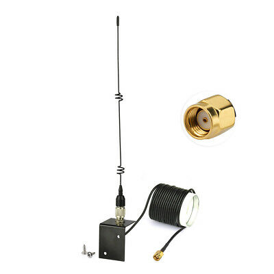 2.4GHz 5GHz WiFi Bracket Mount RP-SMA Antenna for WiFi Booster Repeater Router