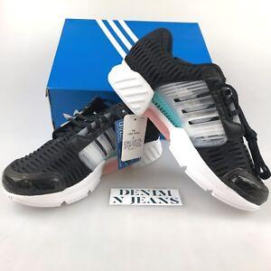 WOMENS adidas Originals Climacool 1 W Black Hazcor Classic BB5307 ...