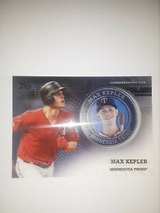 2020 Topps Series 2 - PLAYER MEDALLION COIN RELICS Complete Your Set U Pick AUTO
