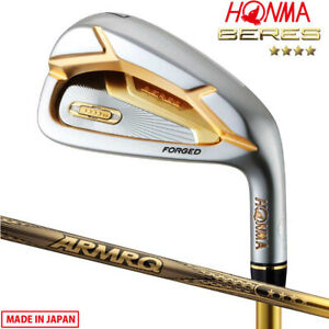 4-Star-2020-HONMA-Golf-Japan-BERES-Iron-5-Aw-or-Sw-Single-ARMRQ47-IS-07-19wn