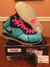 a2536ea12374 item 2 Nike Air Lebron James 8 VIII South Beach Pre Heat New w Box DS Size  13 OG RARE -Nike Air Lebron James 8 VIII South Beach Pre Heat New w Box DS  Size ...