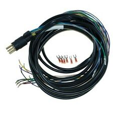 s l225 mercury outboard wiring harness 8 pin 17 feet long ebay boat wiring harness at eliteediting.co