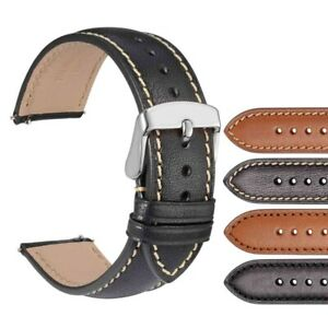 WOCCI-18mm-20mm-22mm-Full-Grain-Leather-Watch-Strap-Quick-Release