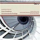 Manfred Gurlitt - : Goya-Symphony; Four Dramatic Songs (2008)