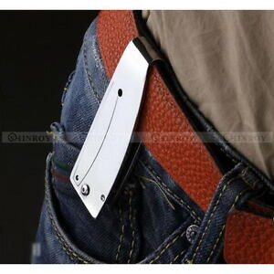 EDC-Outdoor-Multi-Pocket-Knife-Stainless-steel-folding-knife-wallet-Money-Clip-S