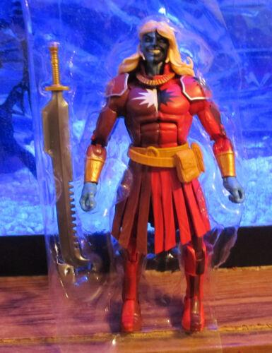"Marvel Legends 2018 DARK ELF MALEKITH FIGURE Loose 6/"" Cull Obsidian Wave Thor"