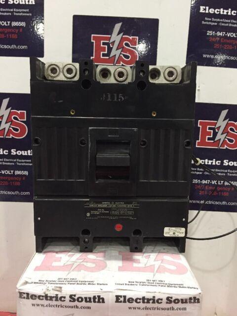 buy ge general electric circuit breaker tjd432300 300 amp 240 volt 3ge general electric circuit breaker tjd432300 300 amp 240 volt 3 pole shunt trip