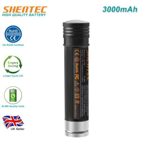 3000mAh Ni-MH Battery 3.6V For Black/&Decker 383900-004,151995-02,Versapak VP-100