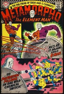 METAMORPHO-11-1967-FN-034-They-Came-From-Beyond-034-DC-COMICS