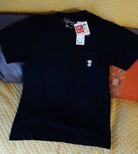 c384e6ec KAWS X UNIQLO Dead Stock Collection Snoopy Men's T Shirts Short ...