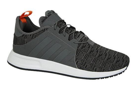 Men's Adidas BY9257 X PLR Running shoes Grey White Light SZ 7-13 Comfort Breathe