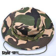 item 1 Camo Bucket Hat Sun Men Cap Fishing Hunting Boonie Military Outdoor  Wide Brim -Camo Bucket Hat Sun Men Cap Fishing Hunting Boonie Military  Outdoor ... a0cdc7a0465b