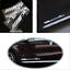 DIY Durable 2PCS White Sport Racing Car Side Door Vinyl Decal Stickers 55X5.2CM