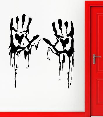 Wall Stickers Vinyl Decal Abstract Modern Hands Love Romantic Decor (ig1809)