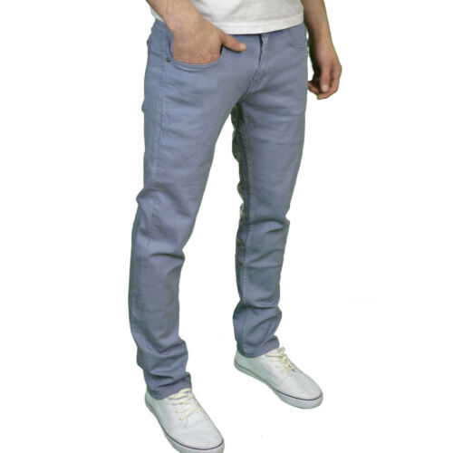 Available in 4 colours Crosshatch Mens Designer Branded Slim Fit Jeans BNWT