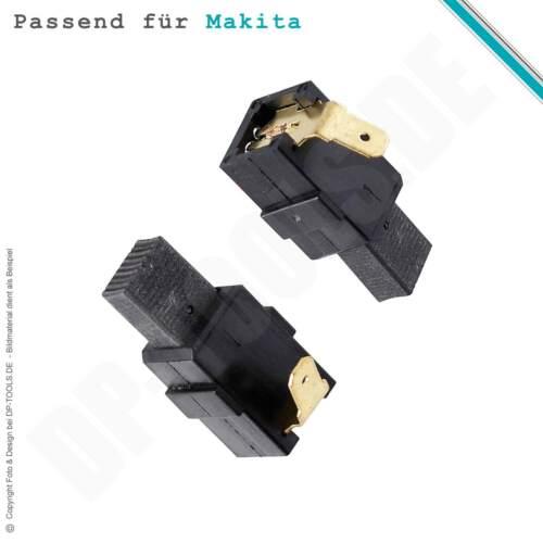 CB-417 Kohlebürsten Kohlen für Makita Schlagschrauber 6905 H 6x9mm