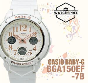 Casio-Baby-G-Big-Face-Design-BGA-150-Series-Watch-BGA150EF-7B-AU-FAST-amp-FREE