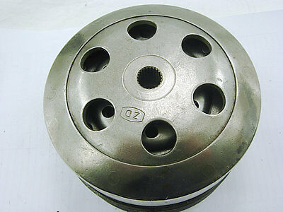50cc CLUTCH FOR CHINESE SCOOTERS ATVS AND KARTS WITH QMB139 MOTORS