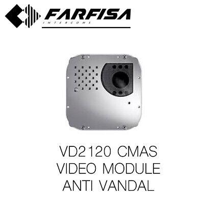 FARFISA PL72 BACK BOX 2 MODULE DOOR ENTRY INTERCOM SYSTEM