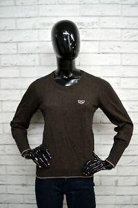 Felpa-POP84-Donna-Taglia-Size-M-Pullover-Maglione-Cardigan-Sweater-Woman-Lana