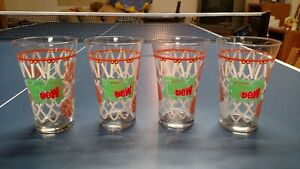 Mountain Dew Collectible Basketball themed Glass