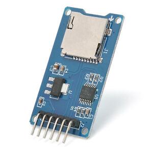1//2//5//10pcs Micro SD Storage Board Mciro SD TF Card Memory Shield Module SPI