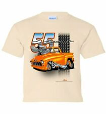 YOUTH//KIDS CHEVELLE T-SHIRT BORN 2 CRUZ PEDAL TO THE METAL XS-L 18.95 FS NEW
