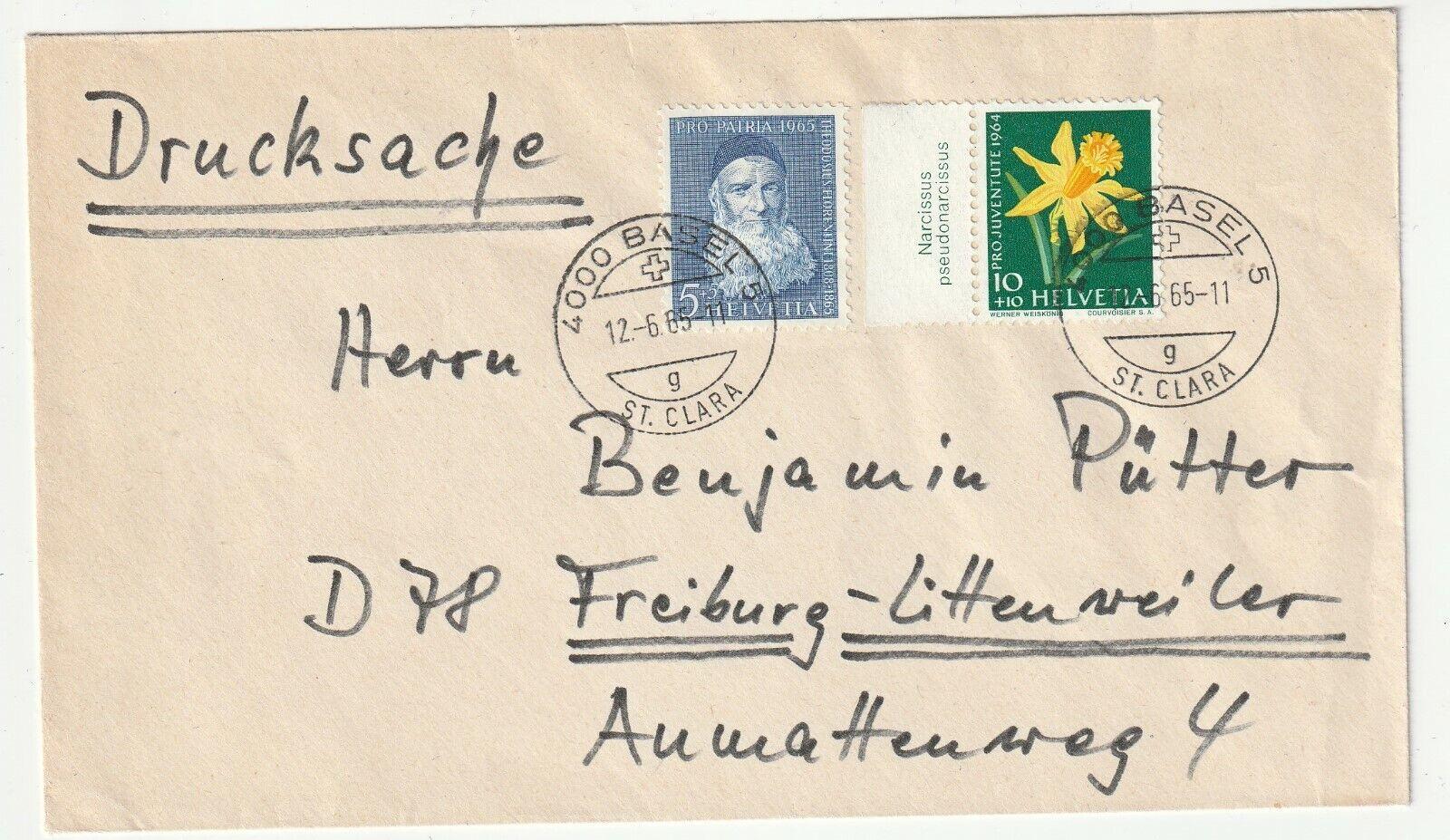 Schweiz 50er JahreArt Batist-Stickerei-Deckchen 7460