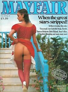Mayfair-Erwachsene-Magazin-Volume-20-Number-4-Julie-Wilson