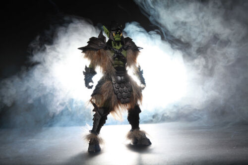 Custom Woolen set for Four Horsemen Mythic Legions Orc,Barbarian