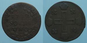TORINO-SOLDO-1722-VITTORIO-AMEDEO-II-BB-RRRR