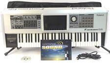 Roland Fantom G6 Workstation 61 Key Keyboard w/ Gig Bag