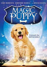 Magic Puppy,New DVD, Kristine DeBell, Susan Olsen, Eric Roberts, David DeCoteau
