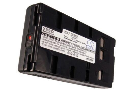Ni-Mh batería Para Jvc gr-sxm72 Gr-axm Serie Gr-ax400 gr-sxm50 gr-fx30 gr-sxm92