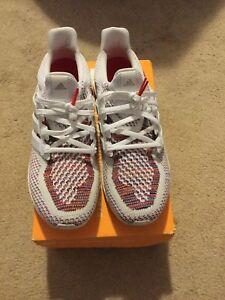 f6e4cd3e7e558 Adidas Ultraboost 2.0 Ultra Boost White Multi-Color BB3911 Size 12.5 ...