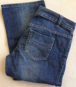 Women-039-s-IDEOLOGY-Low-Rise-Blue-Jeans-Size-2-Preowned
