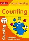 Collins Easy Learning Preschool: Counting Ages 3-5 by Collins Easy Learning (Paperback, 2015)