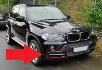 BMW X5 E70 2007-2010 NEW GENUINE FRONT BUMPER O/S RIGHT GRILL WITH SILVER TRIM